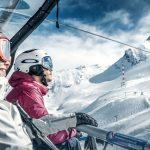 Kitzsteinhorn Gletscherjet